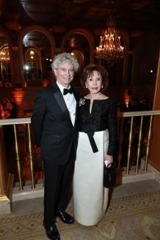 NEW YORK, NY - OCTOBER 16: Tony Bechara and Yolanda Santos attend Casita Maria Fiesta 2018 at The Plaza Hotel on October 16, 2018 in New York. (Photo by Gonzalo Marroquin/PMC) *** Local Caption *** Tony Bechara;Yolanda Santos