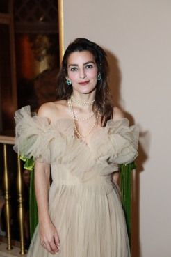 NEW YORK, NY - OCTOBER 16: Gaby Bonetti attends Casita Maria Fiesta 2018 at The Plaza Hotel on October 16, 2018 in New York. (Photo by Gonzalo Marroquin/PMC) *** Local Caption *** Gaby Bonetti