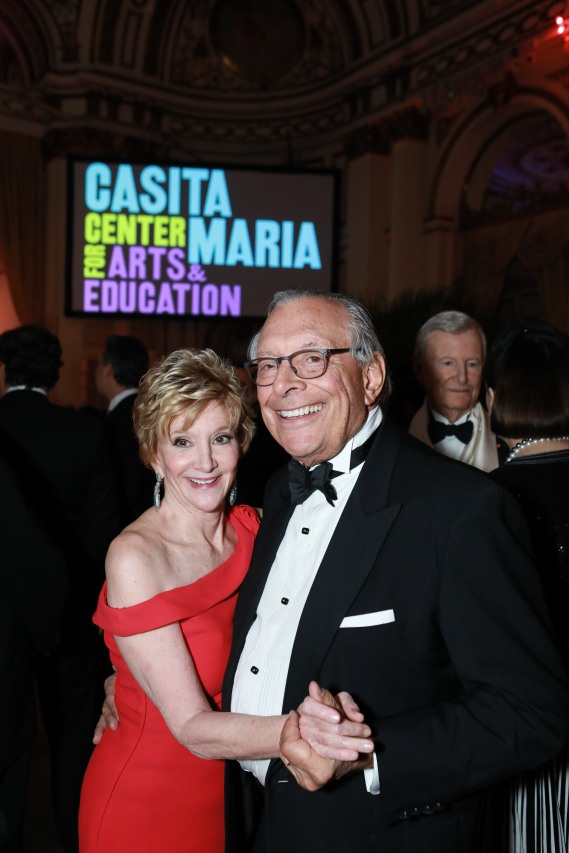 NEW YORK, NY - OCTOBER 16: Jackie Weld Drake and ? attend Casita Maria Fiesta 2018 at The Plaza Hotel on October 16, 2018 in New York. (Photo by Gonzalo Marroquin/PMC) *** Local Caption *** Jackie Weld Drake;?