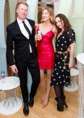 Alex Burns, Brooke Banker, Stephanie Juliao
