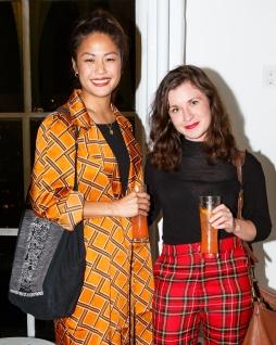 Yasmin Tayag, Sarah Sloat