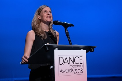Dance Magazine Awardee Crystal Pite