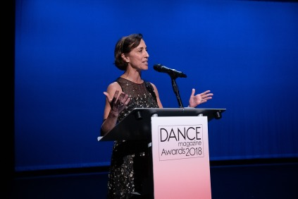 Dance Magazine Awardee Lourdes Lopez
