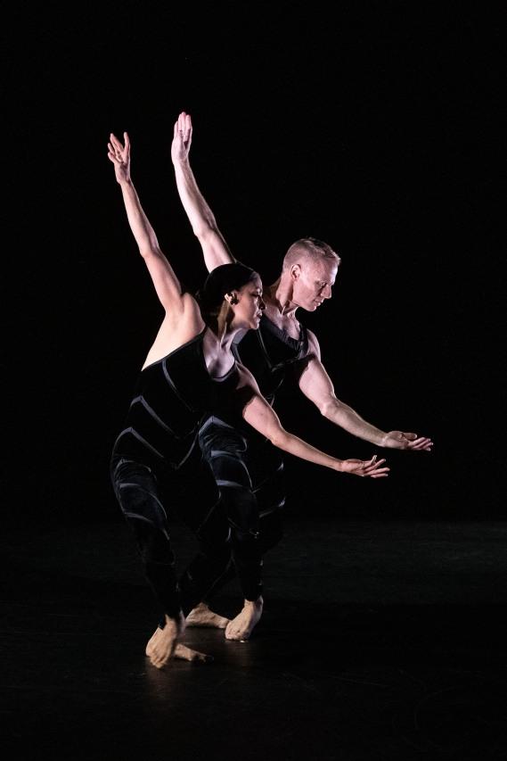 Dance Magazine Awardee Michael Trusnovec and Parisa Khobdeh (Paul Taylor Dance Company)