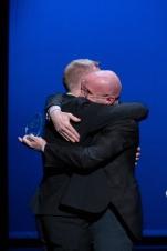 Dance Magazine Awardee Michael Trusnovec and Patrick Corbin