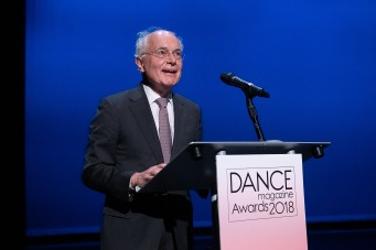 Dance Magazine Awardee Nigel Redden