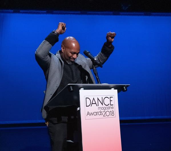 Dance Magazine Awardee Ronald K Brown