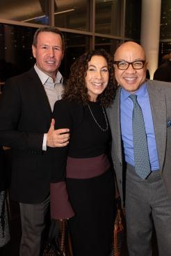 Hal Witt, Cheryl Bergenfeld, Darren Walker