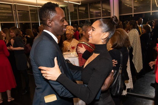 Harkness Promise Awardee Raja Feather Kelly and Misty Copeland