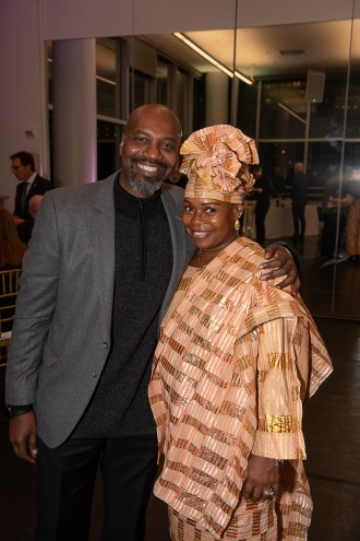Ronald K Brown and Karen Thornton