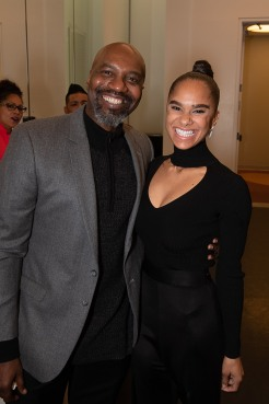 Ronald K Brown and Misty Copeland