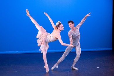 Tricia Albertson and Renen Cerdeiro of Miami City Ballet