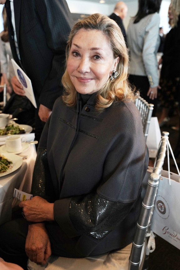 NEW YORK, NEW YORK - MARCH 01: Susan Gutfreund attends the UN Women For Peace Association 2019 Awards Luncheon at United Nations Headquarters on March 01, 2019 in New York City. (Photo by Sean Zanni/Patrick McMullan via Getty Images)