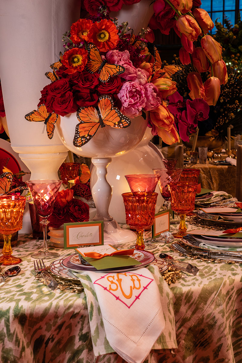 Shayla Copas Interiors, Butterfly Kisses