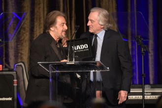 -Beverly Hills, CA - 05/19/2019 American Icon Awards Gala Benefit Ceremony -PICTURED: Robert De Niro, Al Pacino -PHOTO by: Michael Simon/startraksphoto.com