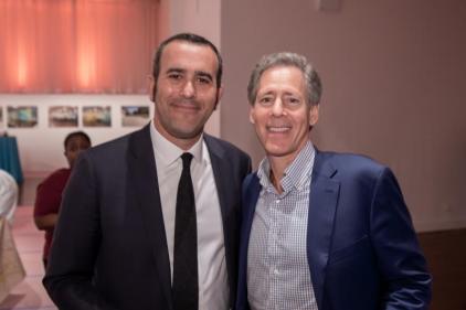 Michael Shuman, Andy Oshrin
