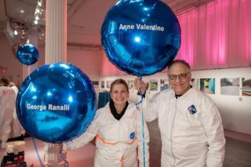 Anne Valentino, George Ranalli
