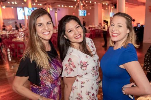 Margo Martinez, Sara Silvestri, Meghan Toner