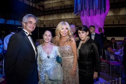 Artistic Director Kevin McKenzie, Joan Kahn, Elizabeth Segerstrom, Judith Hoffman by Annie Watt Agency