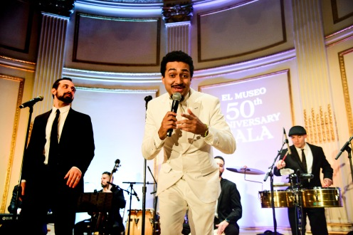 NEW YORK, NY - MAY 2: Atmosphere at El Museo del Barrio's 50th Anniversary Gala at The Plaza on May 2, 2019 in New York. (Photo by Aurora Rose/PMC)