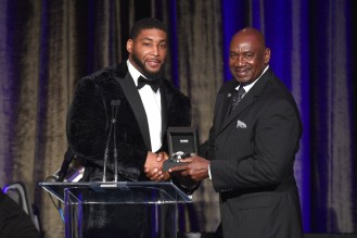 -Beverly Hills, CA - 05/19/2019 American Icon Awards Gala Benefit Ceremony -PICTURED: Devon Still -PHOTO by: Michael Simon/startraksphoto.com