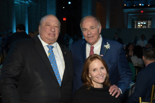 John Catsimatidis, Governor Edward G. Rendell, Lisa Shields