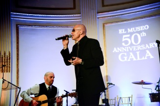 NEW YORK, NY - MAY 2: Manny Cabo attends El Museo del Barrio's 50th Anniversary Gala at The Plaza on May 2, 2019 in New York. (Photo by Aurora Rose/PMC)