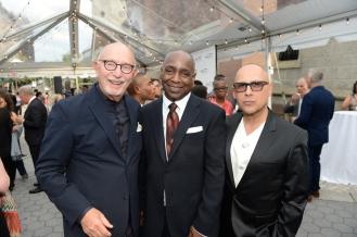 Neil Fox, James King and Massimo Iacoboni
