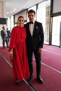 Olivia Palermo and Johannes Huebl by Gonzalo Marroquin/PMC