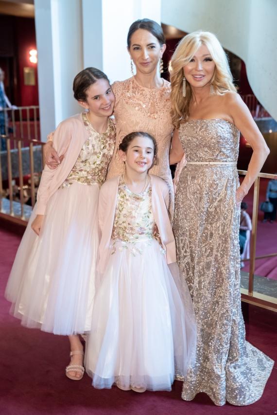 Reilly, Audrey, Kara Medoff Barnett, Elizabeth Segerstrom by Annie Watt Agency
