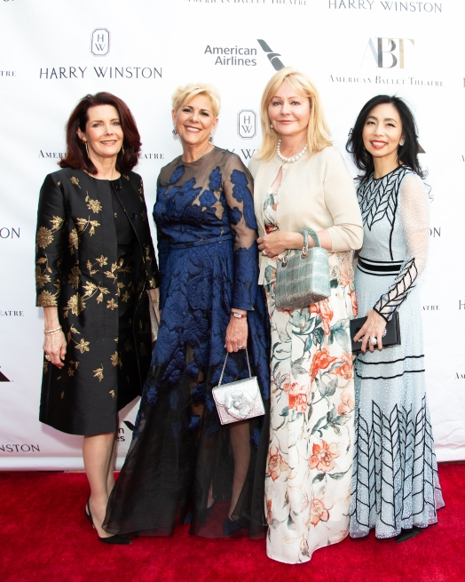 Renee Fourcade, Carol Perry, Britt Meyer, Elizabeth An by BFA/Tiffany Sage