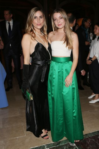NEW YORK, NY - MAY 2: River Callaway and Hannah Rowston attend El Museo del Barrio's 50th Anniversary Gala at The Plaza on May 2, 2019 in New York. (Photo by Krista Kennell/PMC)