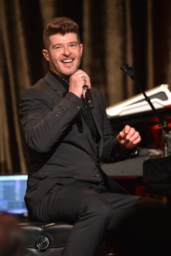 -Beverly Hills, CA - 05/19/2019 American Icon Awards Gala Benefit Ceremony -PICTURED: Robin Thicke -PHOTO by: Michael Simon/startraksphoto.com