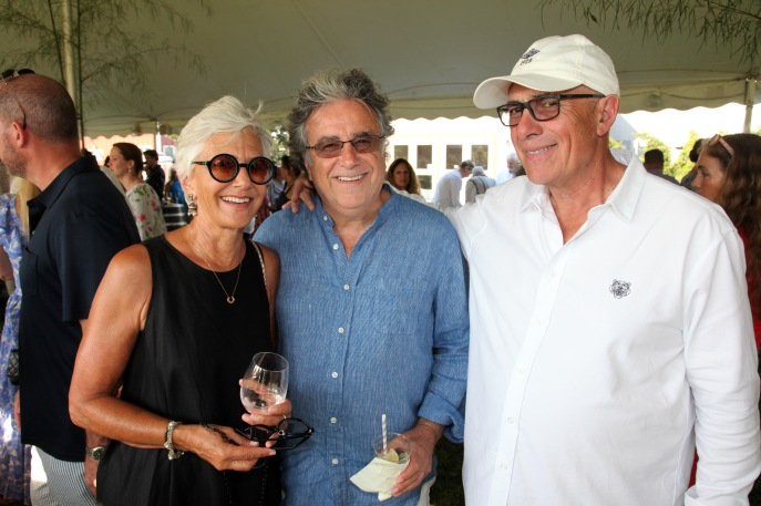 Judi Carone, Lee Skolnick, Mike Namer