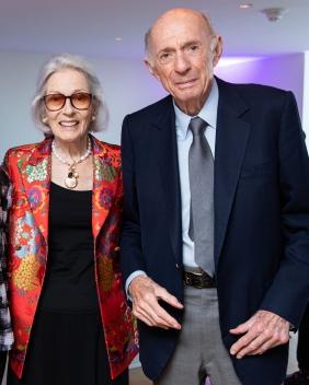 Barbara and Donald Tober by Jenna Bascom