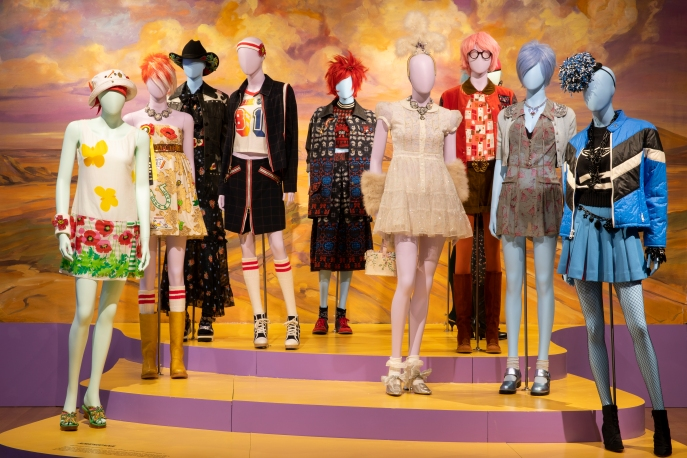 The World Of Anna Sui at MAD (4) By Jenna Bascom
