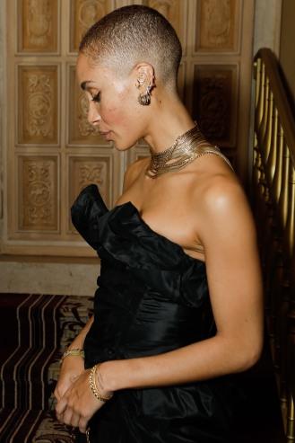 Adwoa in John Hardy Jewelry
