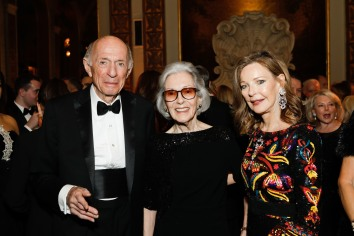 Donald Tober, Barbara Tober, and Margo Langenberg