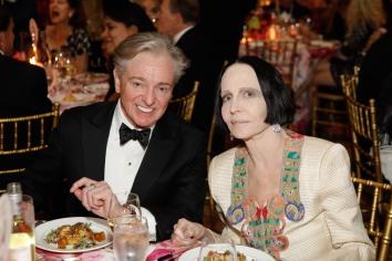 Geoffrey Bradfield and Mary McFadden