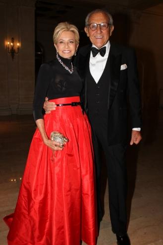 Tina Beriro and Simon Beriro (By Cutty McGill)