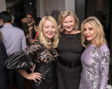 Janna Bullock, Liliana Cavendish, Nicole Salmasi