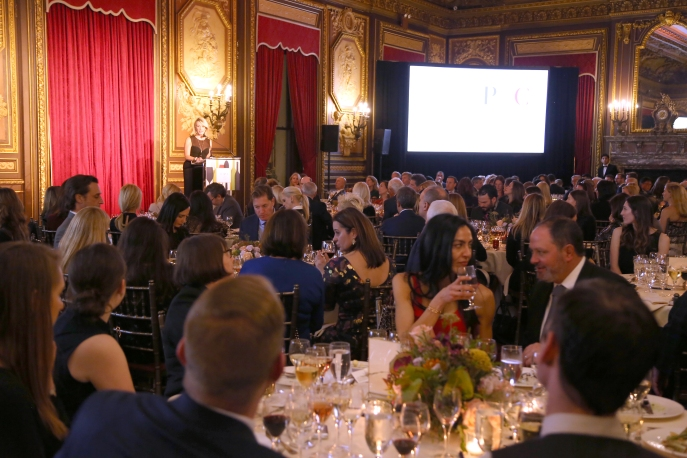 NEW YORK, NY - NOVEMBER 20: Atmosphere at The NYSPCC's Seventh Annual Food & Wine Gala at The Metropolitan Club on November 20, 2019 in New York. (Photo by Sylvain Gaboury/PMC)