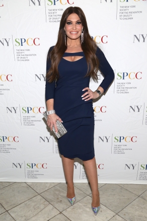 NEW YORK, NY - NOVEMBER 20: Kimberly Guilfoyle attends The NYSPCC's Seventh Annual Food & Wine Gala at The Metropolitan Club on November 20, 2019 in New York. (Photo by Sylvain Gaboury/PMC)