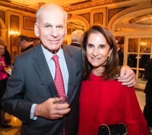 Charles and Sara Fabrikant