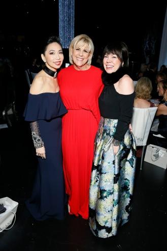 Elizabeth An, Carol Perry, Debra Gunn Downing