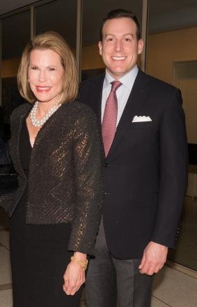 Nancy Brinker, Eric Brinker
