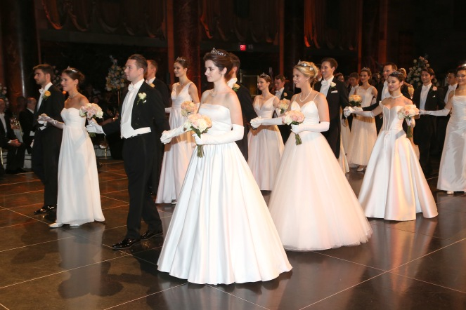 Debutantes and Escorts