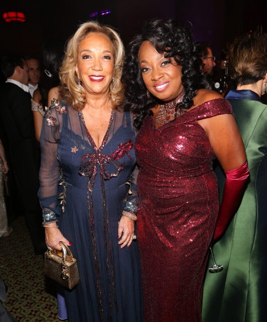 Denise Rich and Star Jones