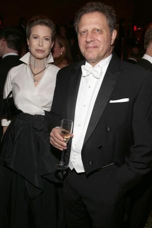 Diandra Douglas and Stuart Sundlun