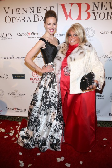 Silvia Frieser and Joanna Fisher
